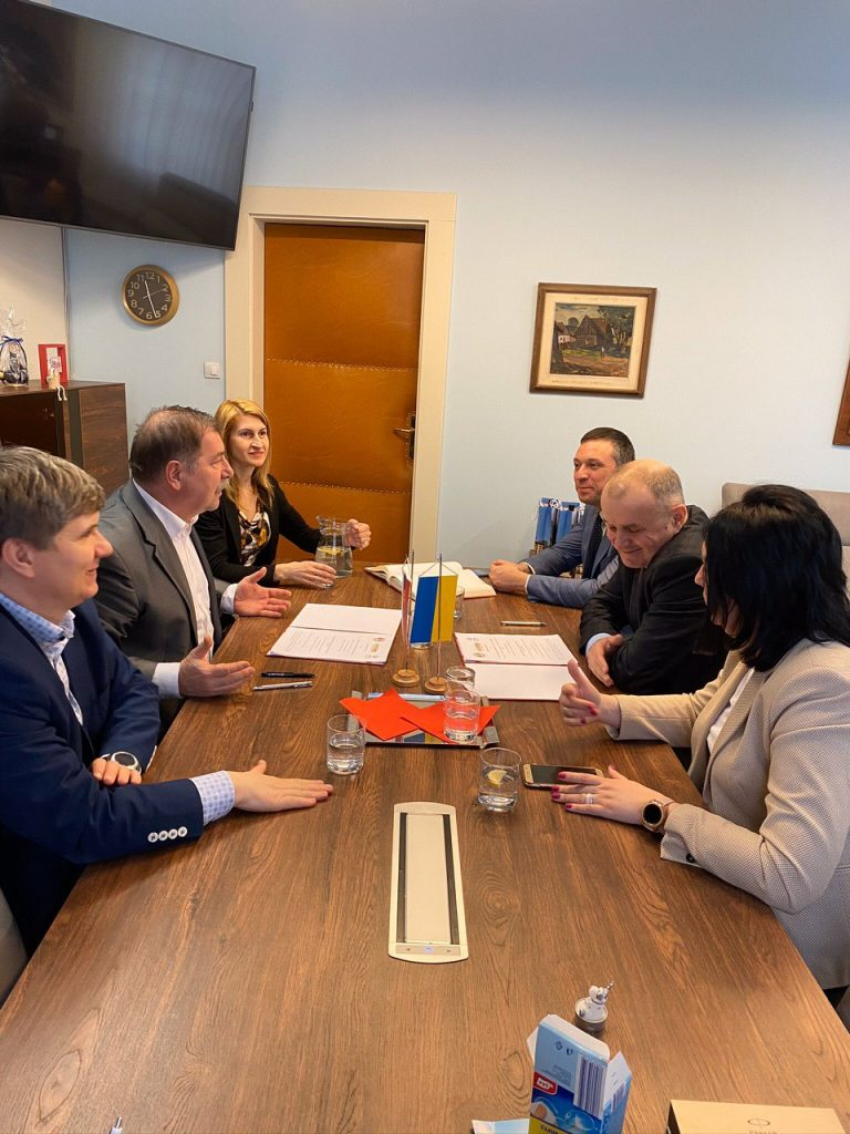 REPRESENTATIVES OF NURE PAID A WORKING VISIT TO THE UNIVERSITY IN SLOVAKIA