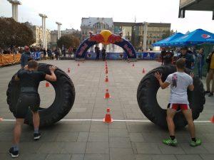 Студенты ХНУРЭ приняли участие в турнире по стронгмену