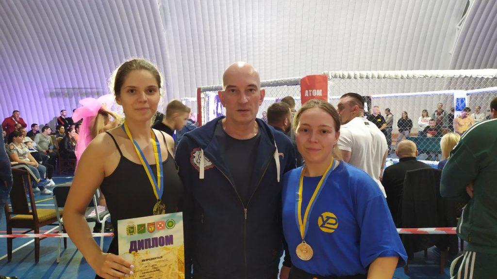 Студентки ХНУРЭ приняли участие в чемпионате по казацкому поединку