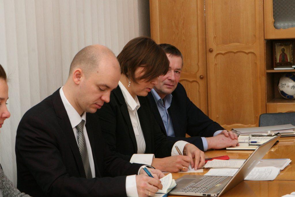 У ХНУРЕ розпочала роботу комісія з акредитації