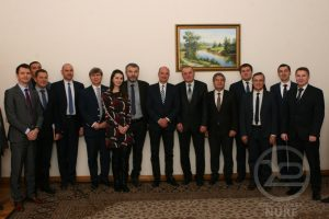 NURE was visited by a delegation of the Slovak Republic