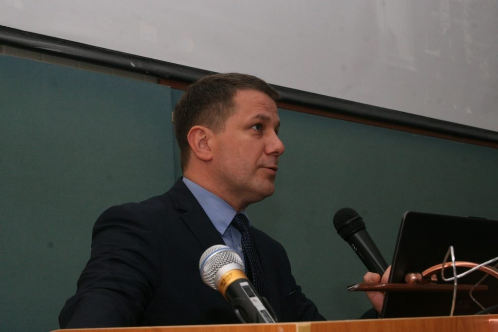 The International Scientific-Technical Conference is held in NURE