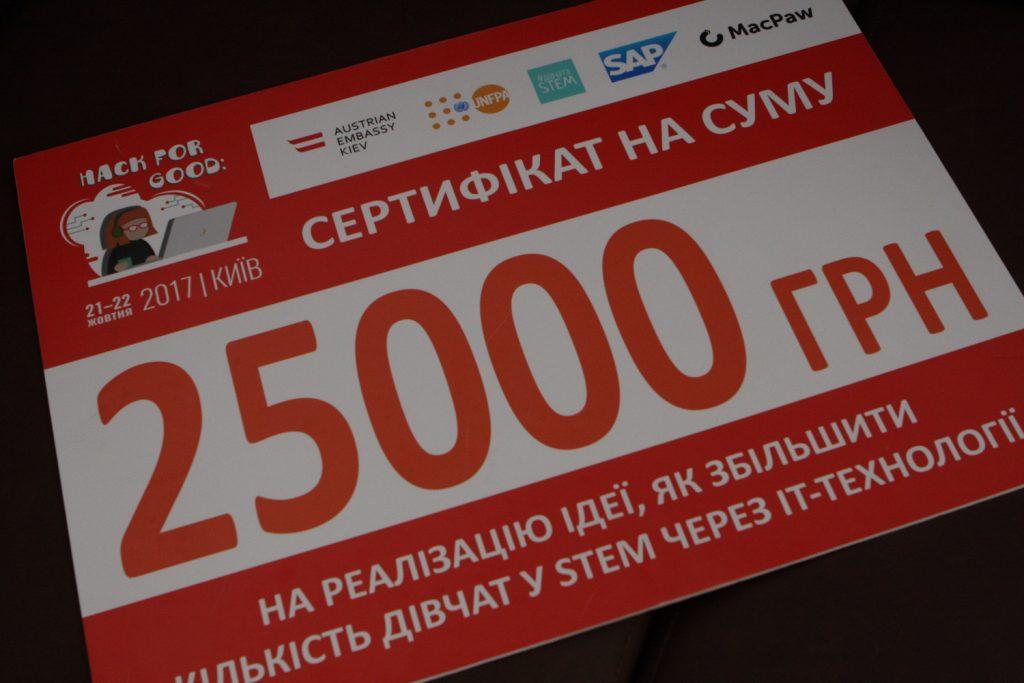 Команда юных харьковчанок во главе со студенткой ХНУРЭ заняла первое место во Всеукраинском хакатоне
