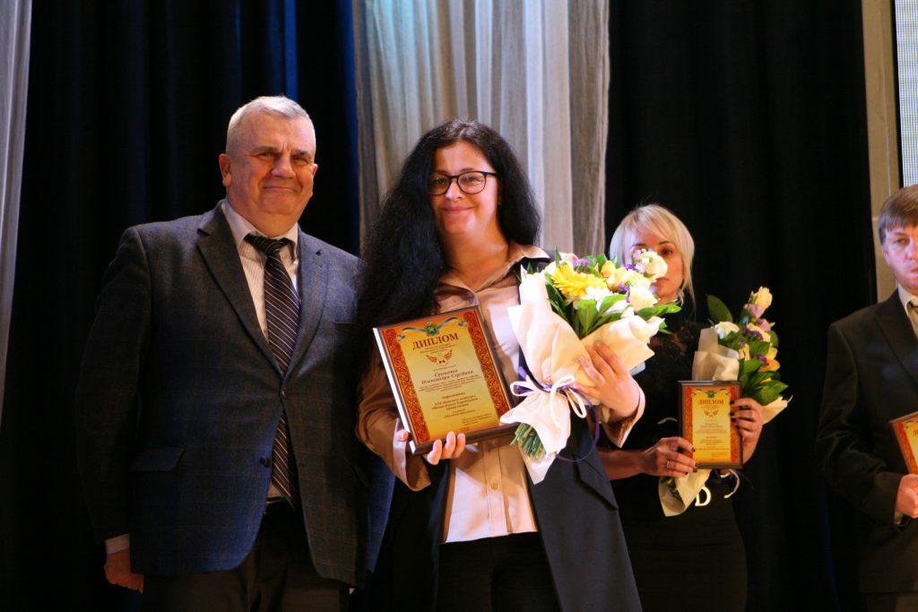 Сотрудники ХНУРЭ получили награды конкурса «Высшая школа Харьковщины — лучшие имена»