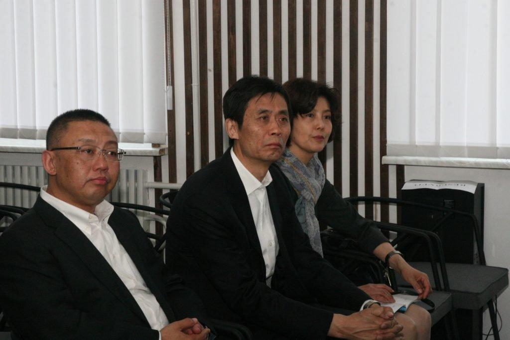 ХНУРЭ посетила делегация правительства КНР
