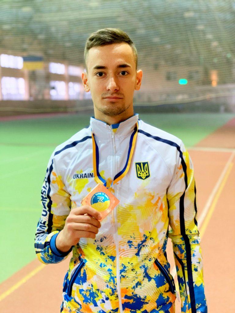 Студент ХНУРЭ завоевал бронзовую медаль Кубка Украины по тхэквондо