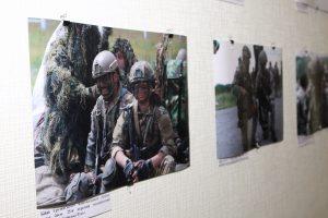 У ХНУРЕ стартувала виставка «АТО: під прицілом об'єктива»