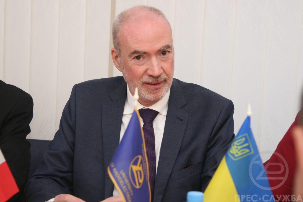 The Ambassador of France in Ukraine visited NURE