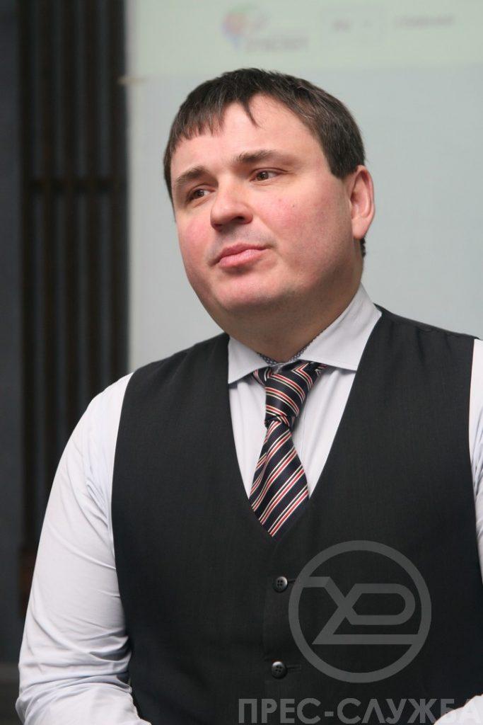 ХНУРЭ посетил председатель Херсонской ОГА Юрий Гусев
