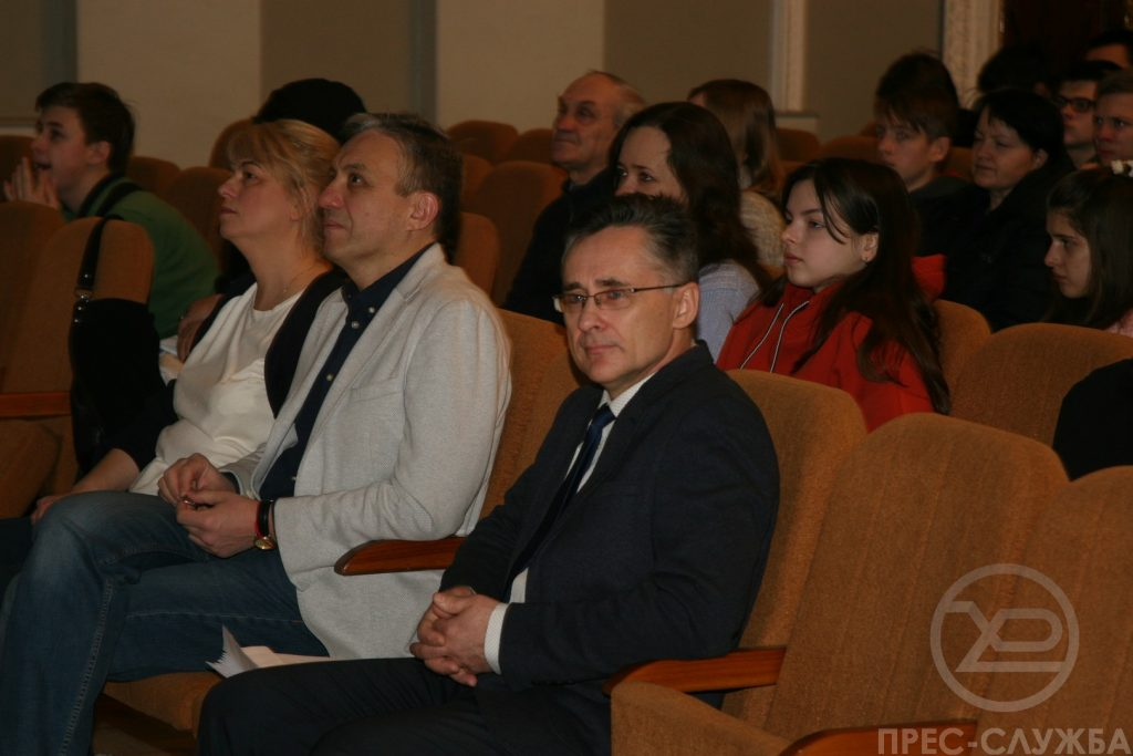 The third stage of the all-Ukrainian Olympiad started in NURE