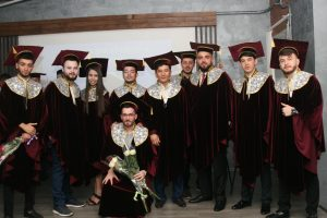 Foreign students of NURE received the bachelor's degree