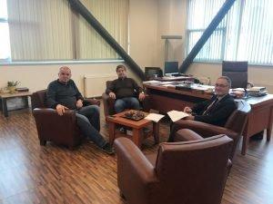 Розпочався робочий візит делегації ХНУРЕ до Туреччини