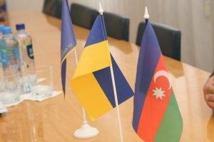 Ректор ХНУРЭ подписал соглашение о сотрудничестве с университетом Азербайджана