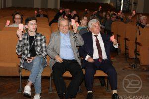 В ХНУРЭ состоялась конференция трудового коллектива