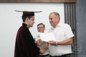 У ХНУРЕ відбувся випускний магістрів факультету комп'ютерних наук