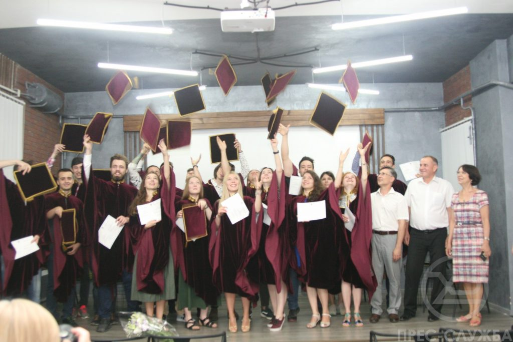 Graduation of masters of the faculty of computer science took place in NURE