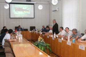 ХНУРЕ проводить переговори про співпрацю з містом Ченду Китайської Народної Республіки