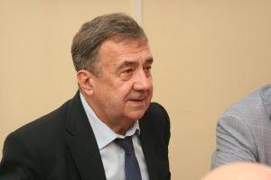 Ігор Рубан взяв участь у засіданні Ради ректорів