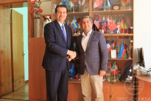 The Ambassador of the Islamic Republic of Afghanistan in Ukraine visited NURE