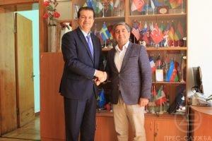 Посол Исламской Республики Афганистан в Украине посетил ХНУРЭ
