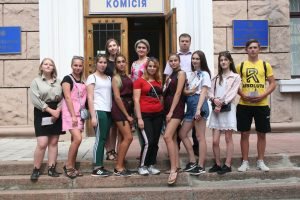 Future students of the Lugansk region visited NURE