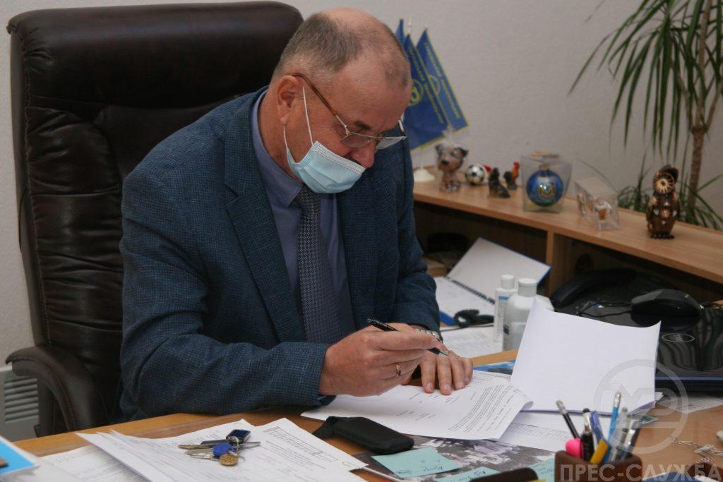 ХНУРЕ підписав Грантову угоду в рамках проекту Жан Моне