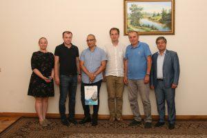У ХНУРЕ обговорили можливості розвитку співробітництва зі шведським університетом