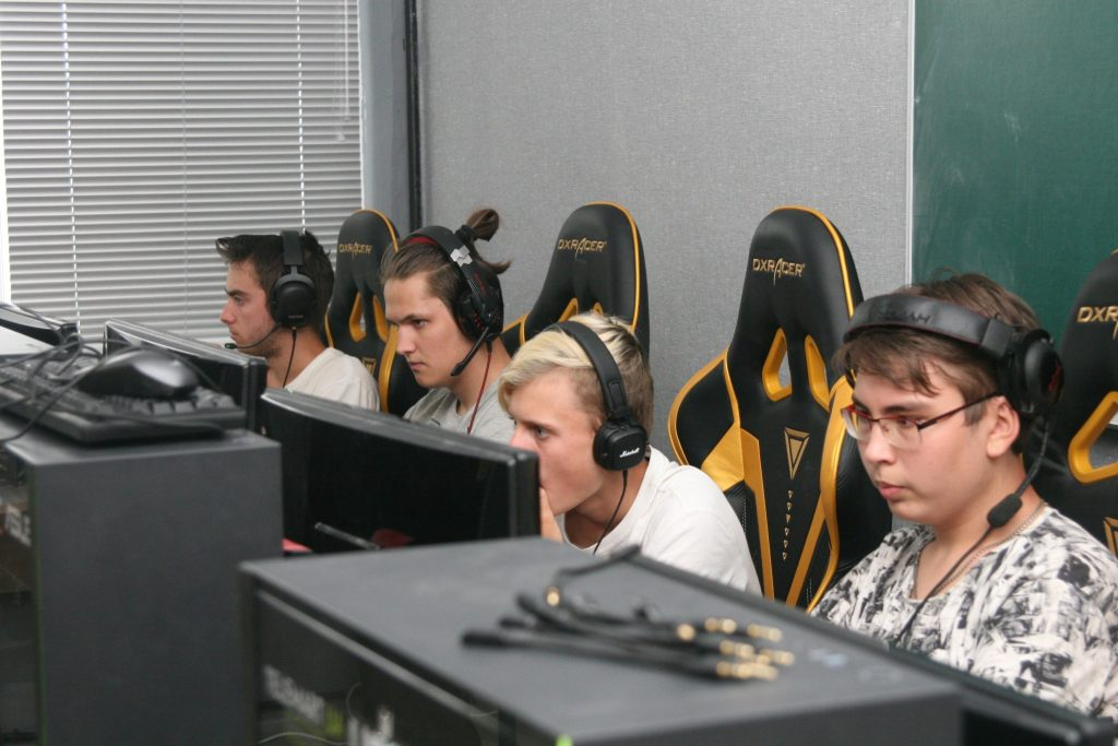 The regional qualification for the first championship of Ukraine in eSports started in NURE