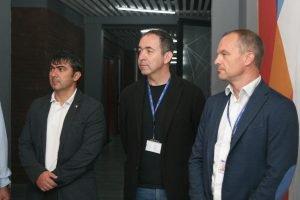 Консультативна місія ЄС відвідала науковий парк «Синергія»