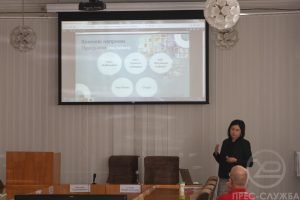 В ХНУРЭ состоялся тренинг по подготовке проектов Эразмус +