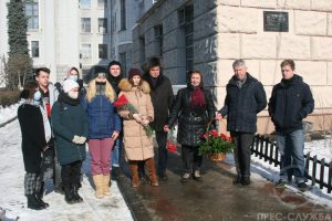The memory of the Heroes of the Heavenly Hundred was honored in NURE