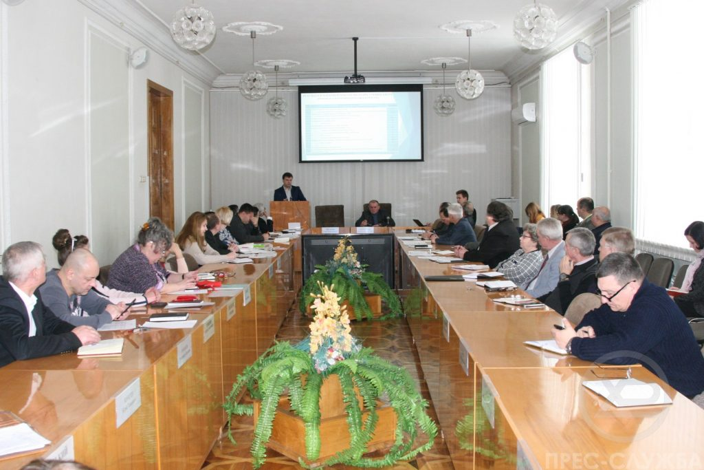 The Council of Young Scientists Reported on its Activities