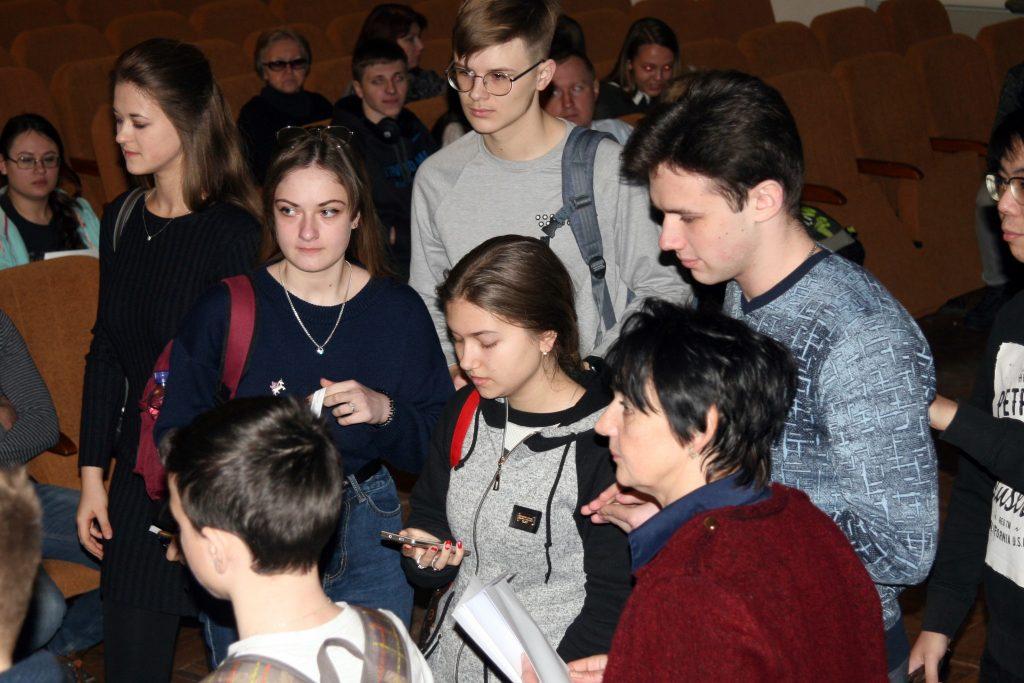 У ХНУРЕ стартував регіональний етап Всеукраїнської учнівської олімпіади