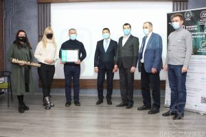 """""""Kharkiv IT Cluster recommends"""" awards were given to IT specialities at NURE"""