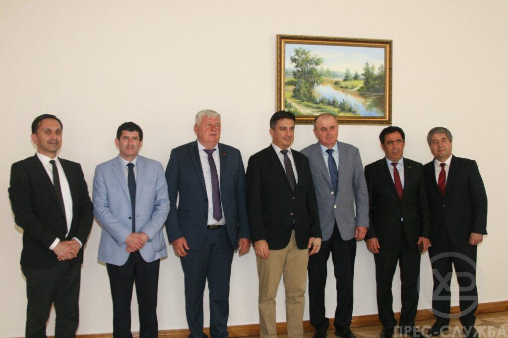 ХНУРЕ відвідали представники Турецької Республіки