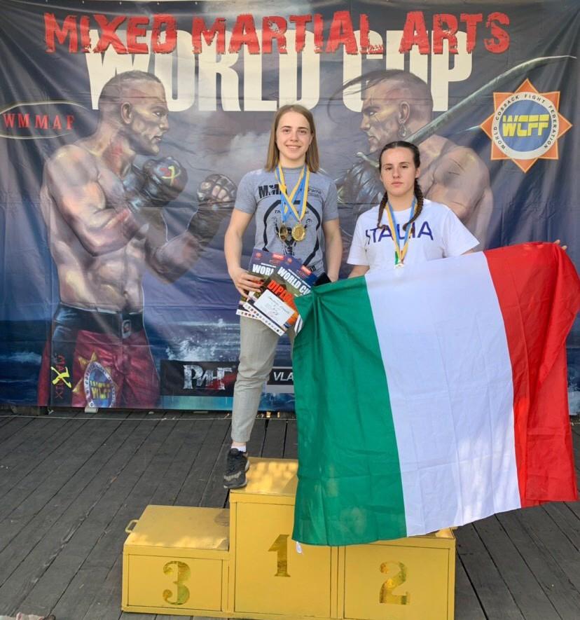 Студентка ХНУРЕ стала победителем на Кубке Мира по Козацкому двоеборью