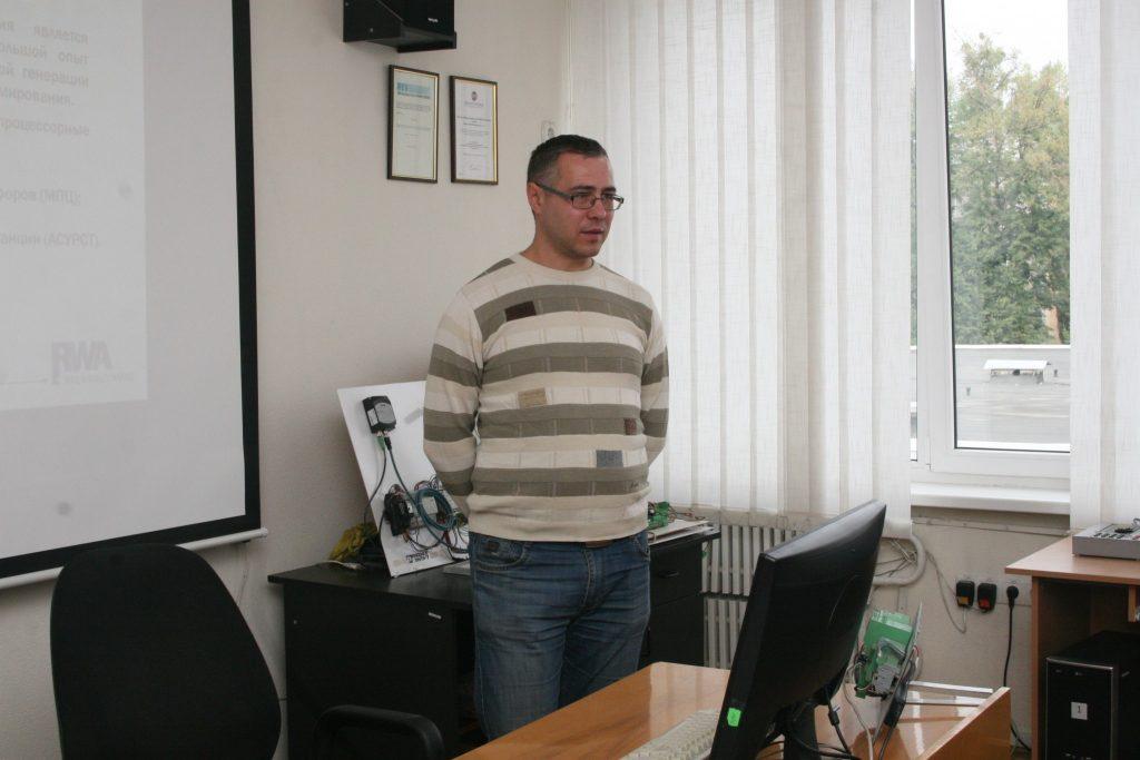 Студенти ХНУРЕ зустрілись з компанією RWA Automatiс