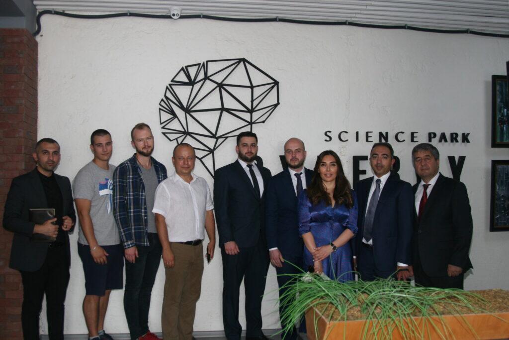 Representatives of the Republic of Azerbaijan visited NURE