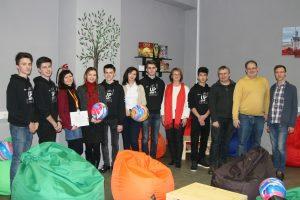 В ХНУРЭ открылось коворкинг-пространство для студентов