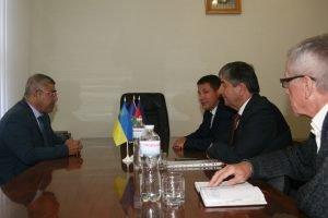 ХНУРЕ відвідали представники Азербайджанської Академіі МНС