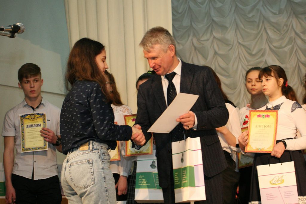 Student of NURE was awarded a prize in the International Literary Contest