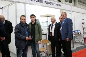 """NURE takes part in the XVI International Specialized Exhibition """" Weapons and Security-2019»"""