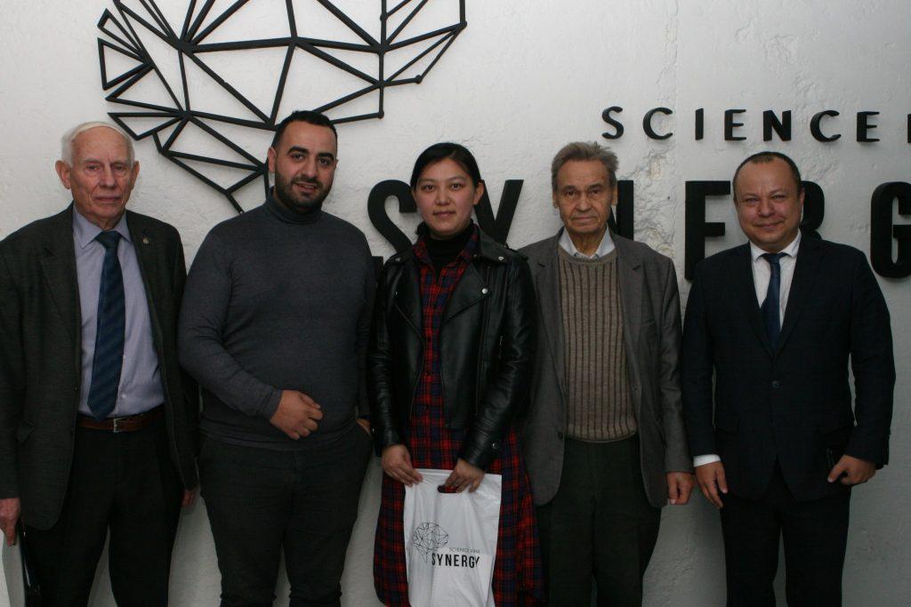 ХНУРЭ посетила представительница Харьковской области в провинции Хайлунцзян КНР