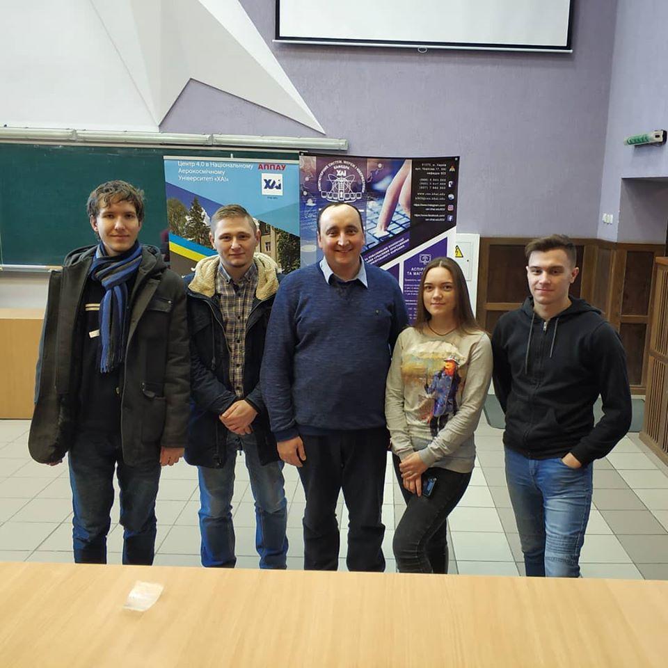 Студенты ХНУРЭ приняли участие в конференции по кибербезопасности