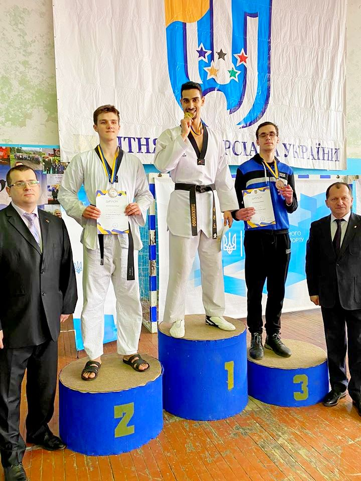 A student of NURE won silver at the Universiade