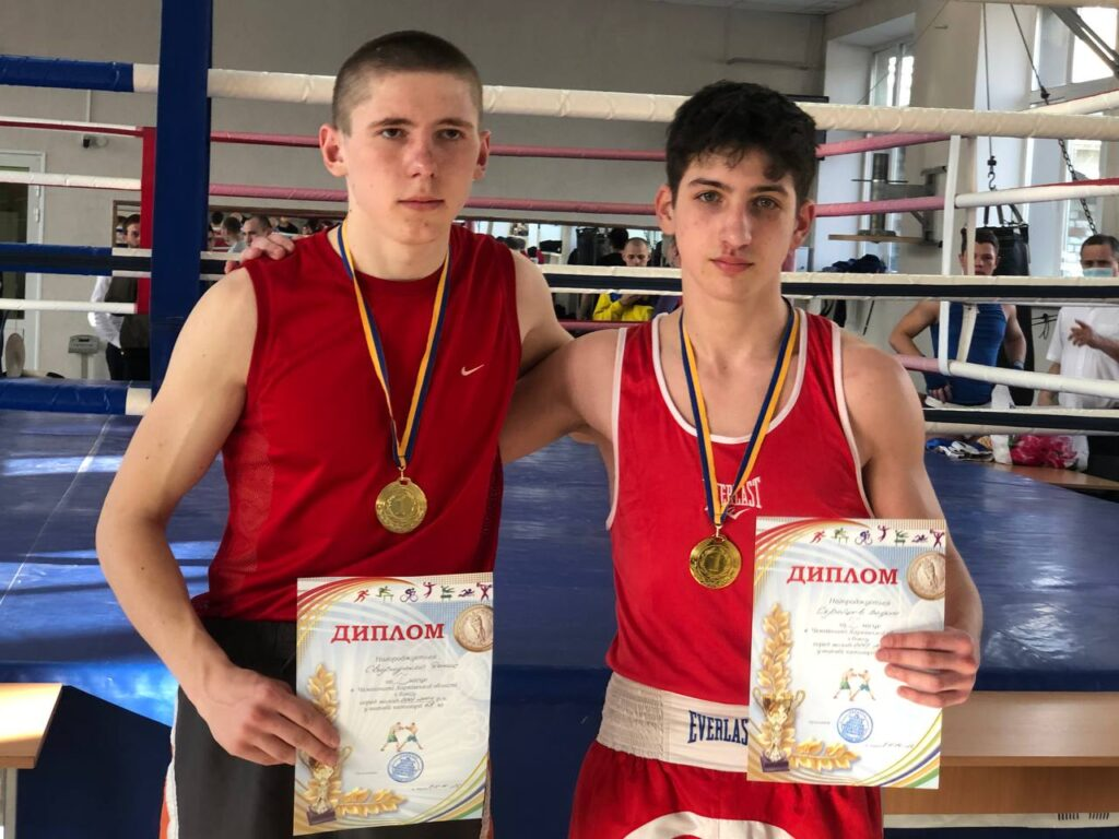 The NURE athlete became the winner of the Boxing Championship