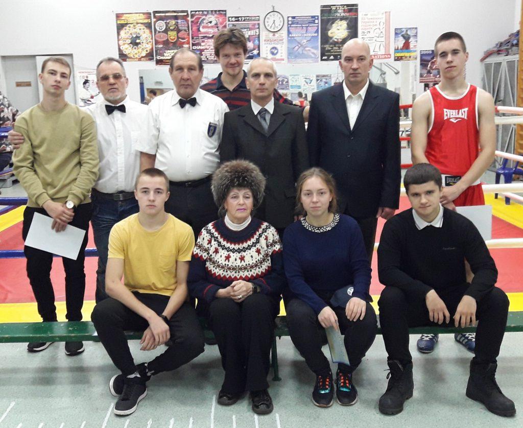 В ХНУРЕ прошел турнир по боксу