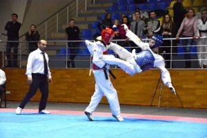 Студент ХНУРЕ посів друге місце на чемпіонаті України з тхеквондо