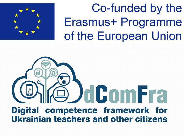 The delegation of NURE took part in the training project from Erasmus+