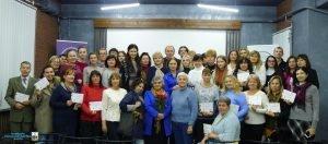 В ХНУРЭ состоялось торжественное закрытие курса «Украинский — это просто!»